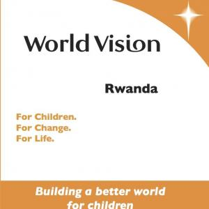 World Vision in Rwanda